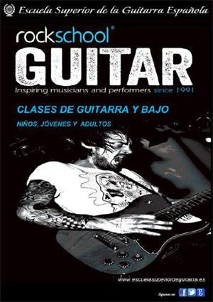 Rockschool Guitar
