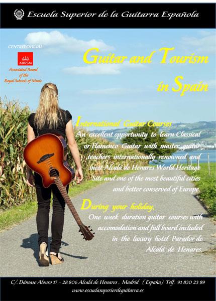 Alcala Turismo Guitarra